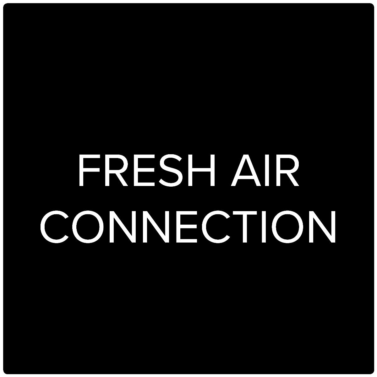 HWAM Video: Fresh air connection
