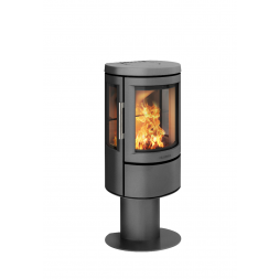 HWAM 2610c on pedestal in grey