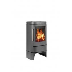 HWAM 4520c low plinth in grey