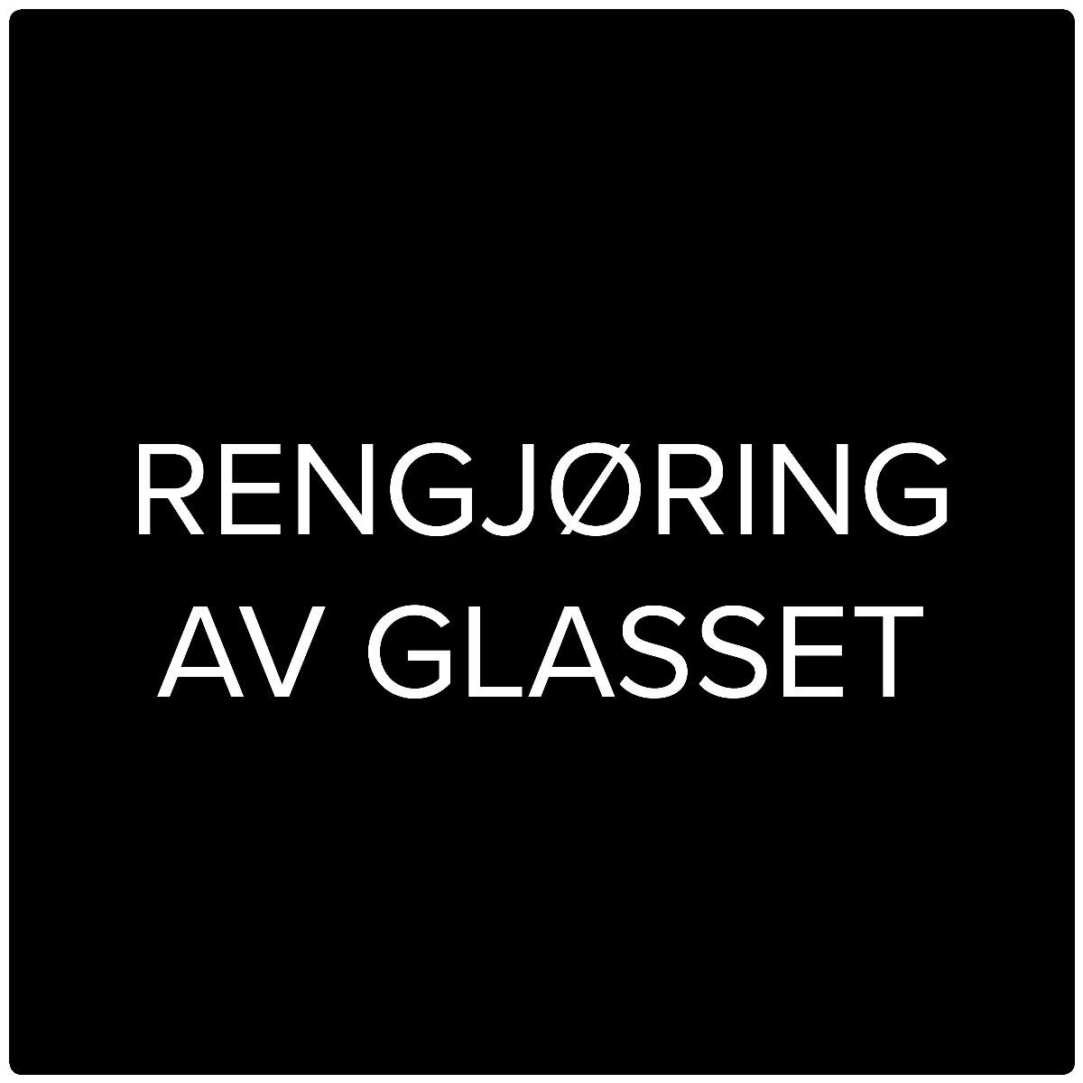 HWAM Video: Rengjøring av glasset