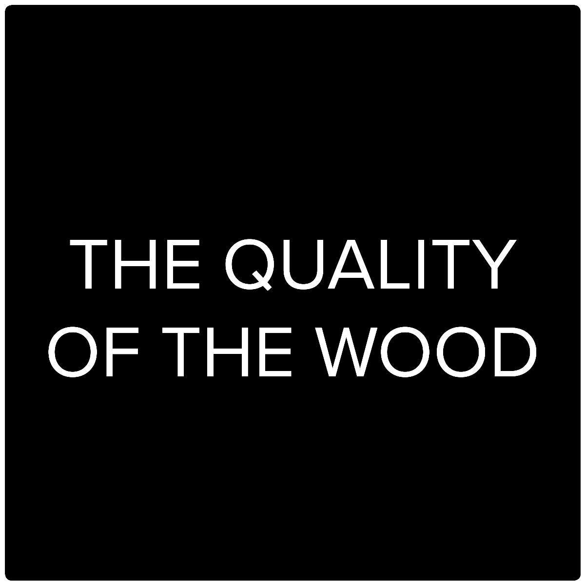 HWAM Video: The quality of the wood